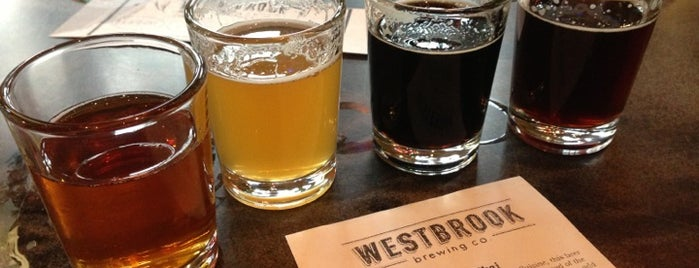 Westbrook Brewing Company is one of America's Best Breweries.