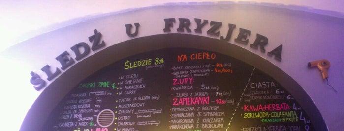Śledź u Fryzjera is one of Summertime in Krakow.