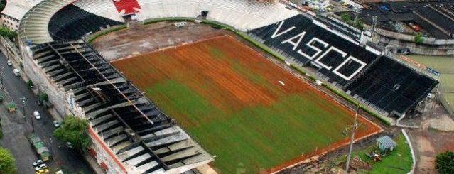 Estadio de São Januário is one of Meu Check - in.
