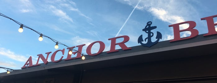 Anchor Brewery at The Yard is one of SF Bay Area Brewpubs/Taprooms.