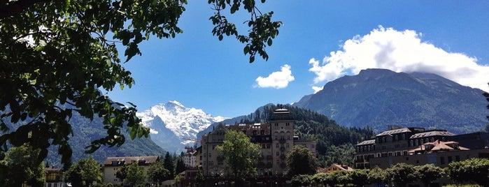 Interlaken is one of Part 3 - Attractions in Europe.