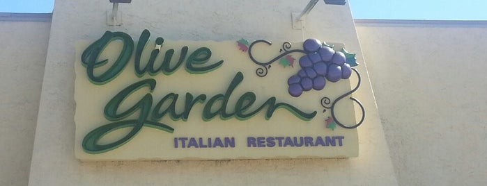 Olive Garden is one of Yum.