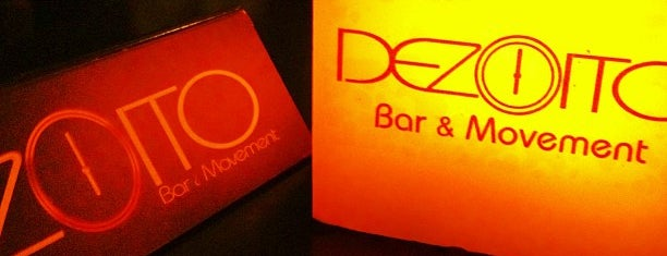 Dezoito Bar & Movement is one of Best Bars in Sao Paulo.