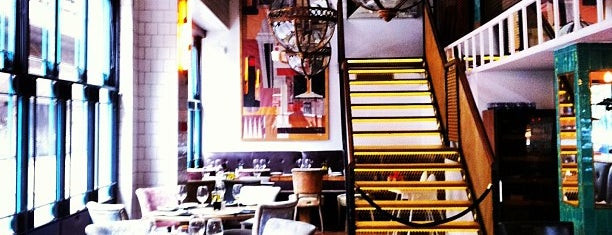 Casa Mono is one of Favourite Restaurants (Spain).