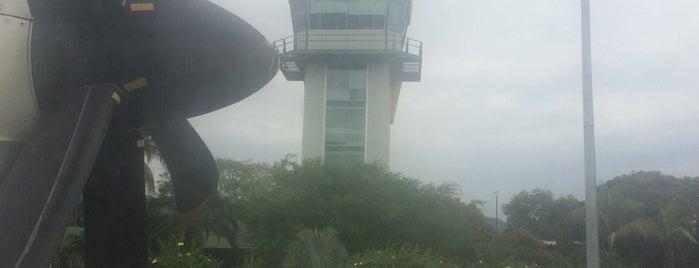 Aeropuerto El Alcaraván (EYP) is one of Álbum Viajero Aeropuertos, COL.