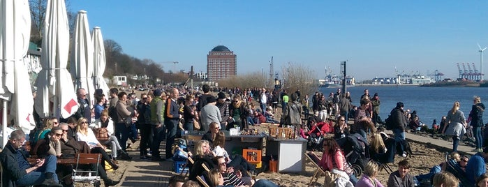 Strandperle is one of Hamburg.