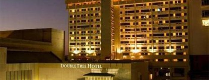DoubleTree by Hilton Hotel Little Rock is one of Southern SAWG Conference.