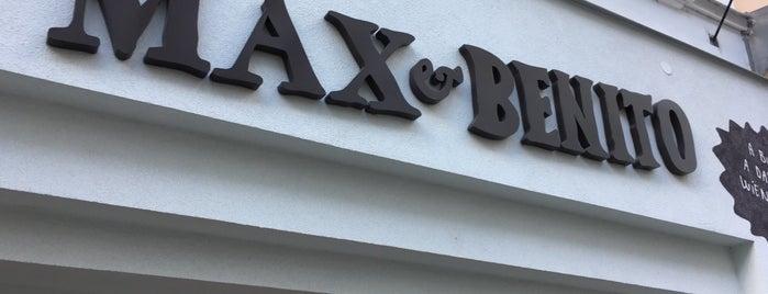 Max & Benito is one of Exotische & Interessante Restaurants In Wien.