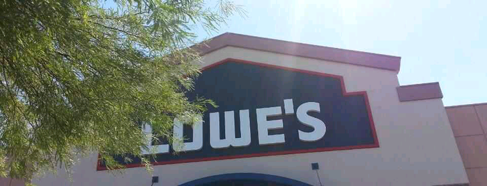 Lowe's Home Improvement is one of gay.