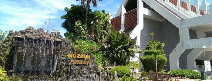 Muzium Negeri Sabah is one of @Sabah, Malaysia.