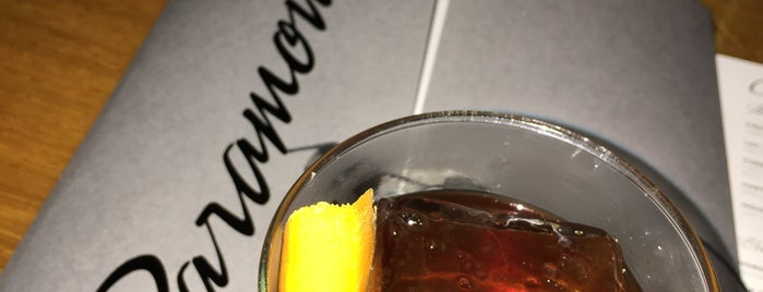 Paramour is one of 50 Top Cocktail Bars in the U.S..