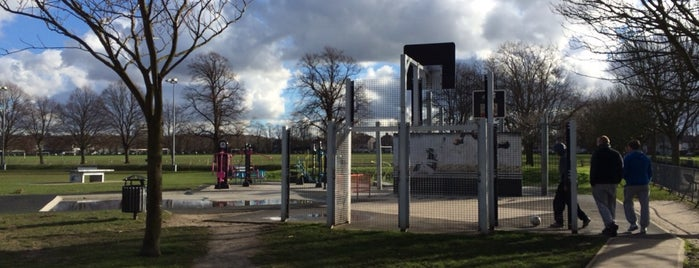 Charlton Park is one of Football grounds in and around London.