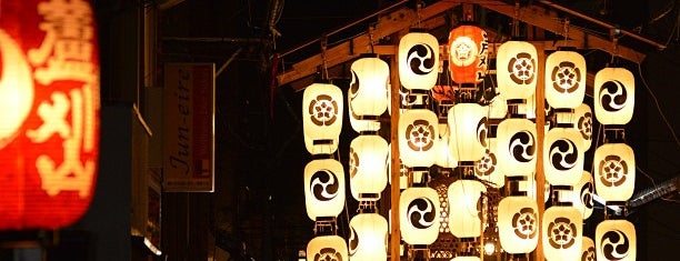 芦刈山 is one of 祇園祭 - the Kyoto Gion Festival.