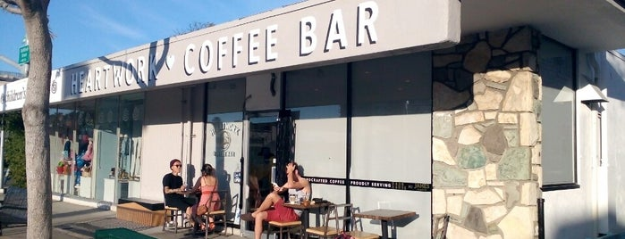 Heartwork Coffee Bar is one of Downtown San Diego Coffee Spots.