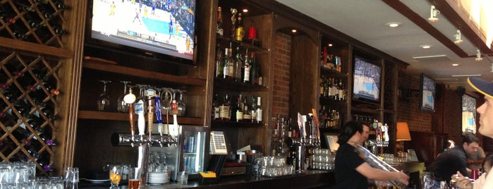 The Brick Yard is one of Happy Hours in SF/East Bay.