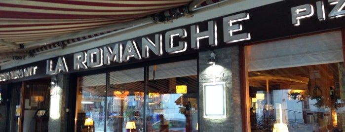 La Romanche is one of RESTAURANTS PENDENTS.