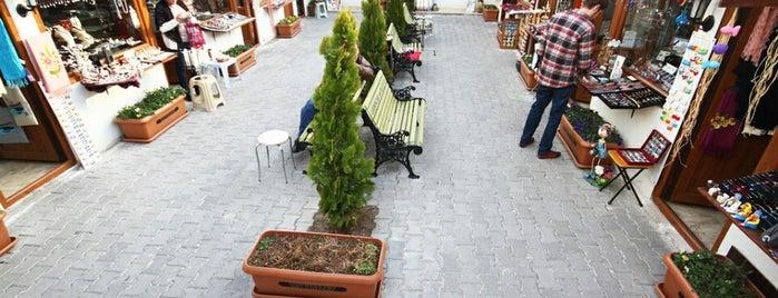 Saklı Bahçe Cafe is one of 20 favorite restaurants.