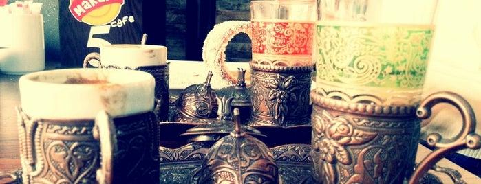 Makara Cafe is one of Konya'da Café ve Yemek Keyfi.