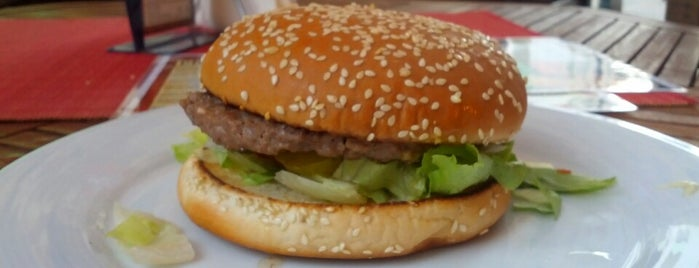 New York Burger is one of Radio Kaliningrad.