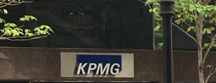 KPMG is one of OFFICE VOL.2.