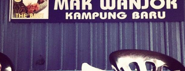Nasi Lemak Mak Wanjor is one of Makan @ KL #1.