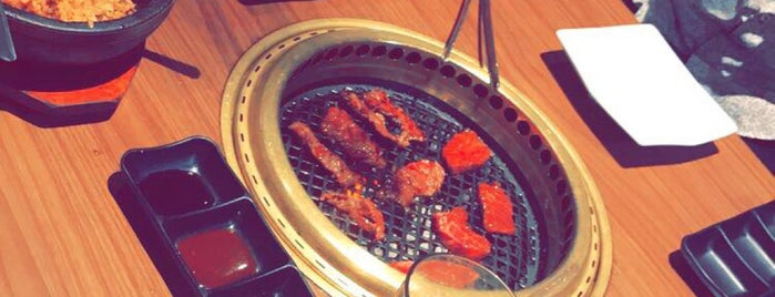 Gyu-Kaku Japanese BBQ is one of Philadelphia.