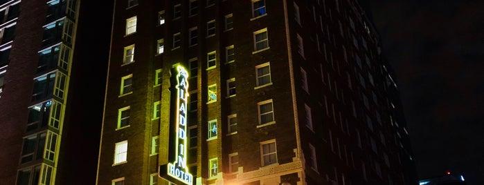 Holiday Inn Kansas City Downtown - Aladdin is one of IHG Hotels.