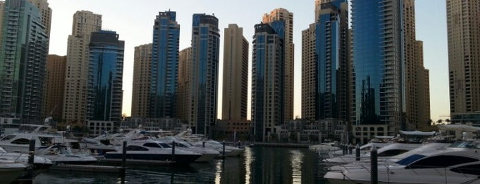 Dubai Marina is one of World.