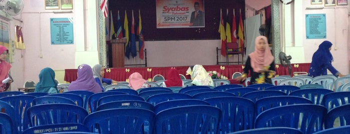 SMK Tengku bariah is one of Learning Centers #2.