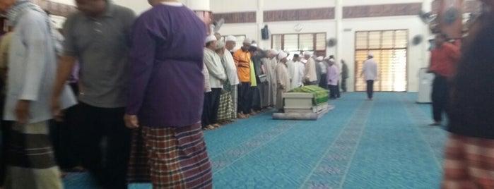 Masjid Sungai Udang is one of Baitullah : Masjid & Surau.