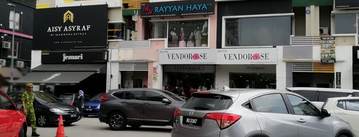 Seksyen 7 is one of b.