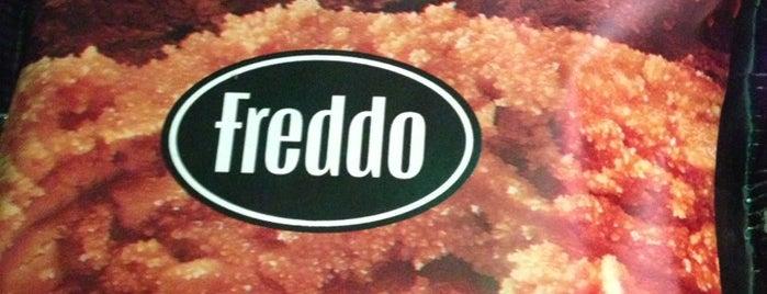 Freddo is one of south american spots.