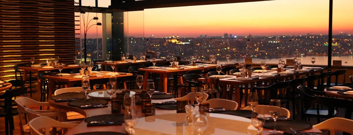 Duble Meze Bar is one of Istanbul Alaturca.