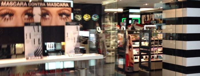 Sephora is one of Mexico.