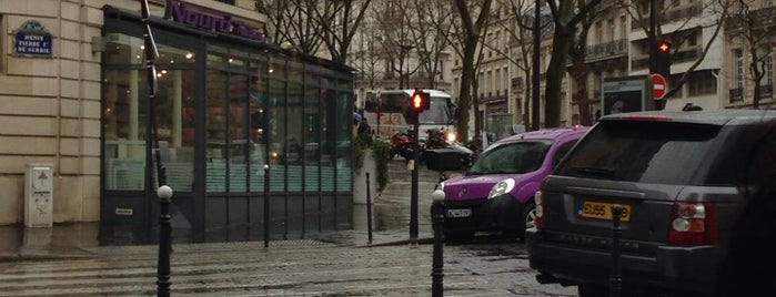 Noura Marceau is one of Remarque'able Places. Paris..