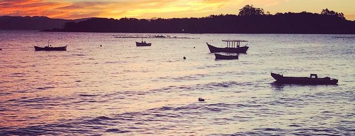 Ribeirão da Ilha is one of Lugares que já dei checkin.