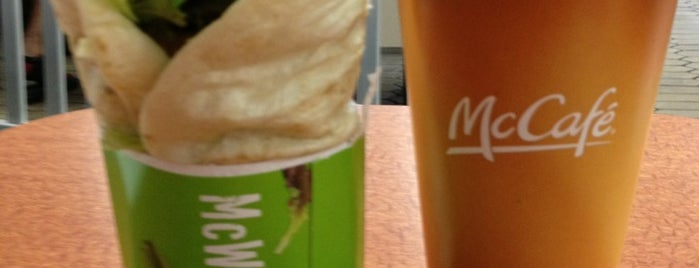 McDonalds is one of AT&T Wi-FI Hot Spots - McDonald's FL Location.