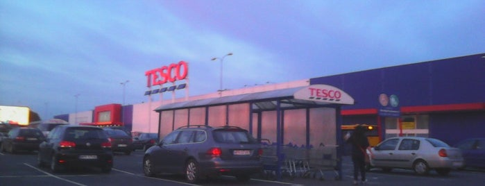 Tesco is one of All-time favorites in Poland.