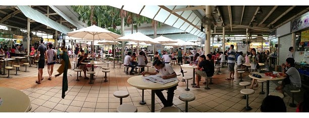 Serangoon Garden Market & Food Centre is one of Good Food Places: Hawker Food (Part I)!.