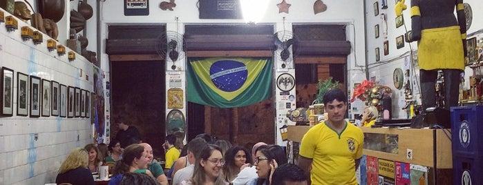 Bar do Mineiro is one of Rio eatMe.