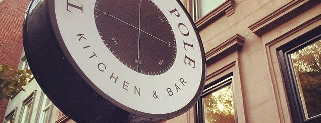 The East Pole - Kitchen & Bar is one of manhattan restaurants.