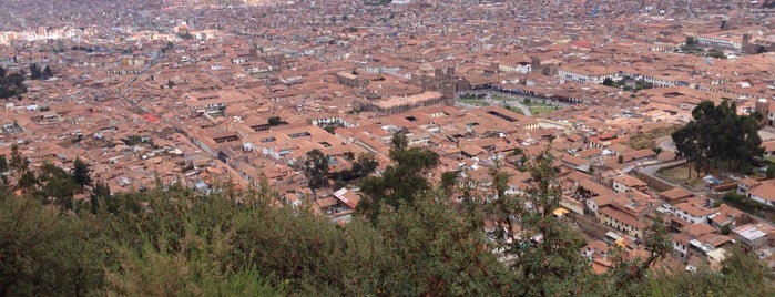 Cusco is one of All-time favorites in Peru.