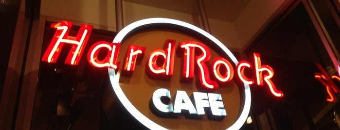 Hard Rock Cafe Detroit is one of Dan's Places.