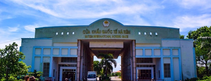 Vietnam - Cambodia Border is one of du lịch - lịch sử.