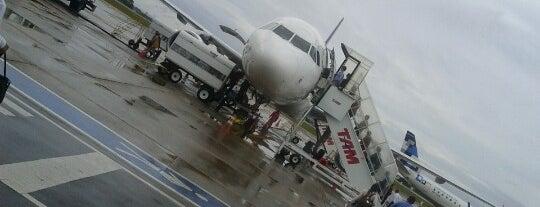 Voo TAM JJ 3762 is one of Aeroporto de Londrina (LDB).