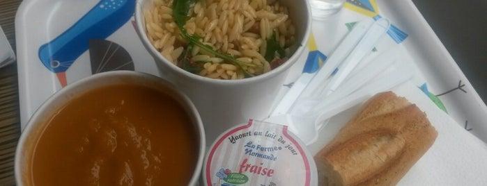Soup & Juice is one of Paris.