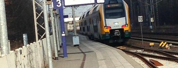 Bahnhof Ludwigsfelde is one of Bahnhoefe.