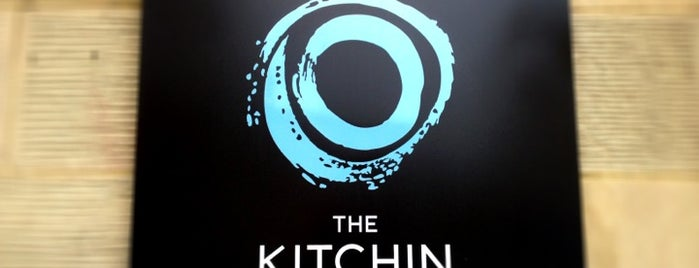 The Kitchin is one of Favorite restaurants.
