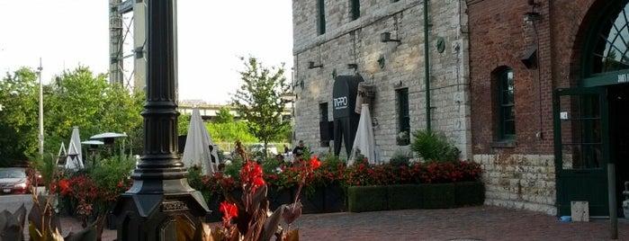 Tappo Wine Bar & Restaurant is one of Toronto.