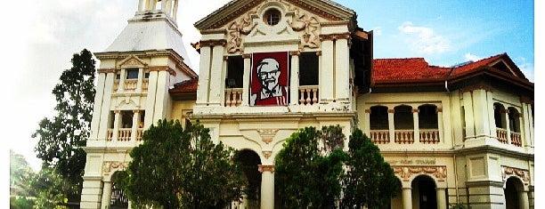 KFC is one of Fast Food Tour Around Penang Island!!.